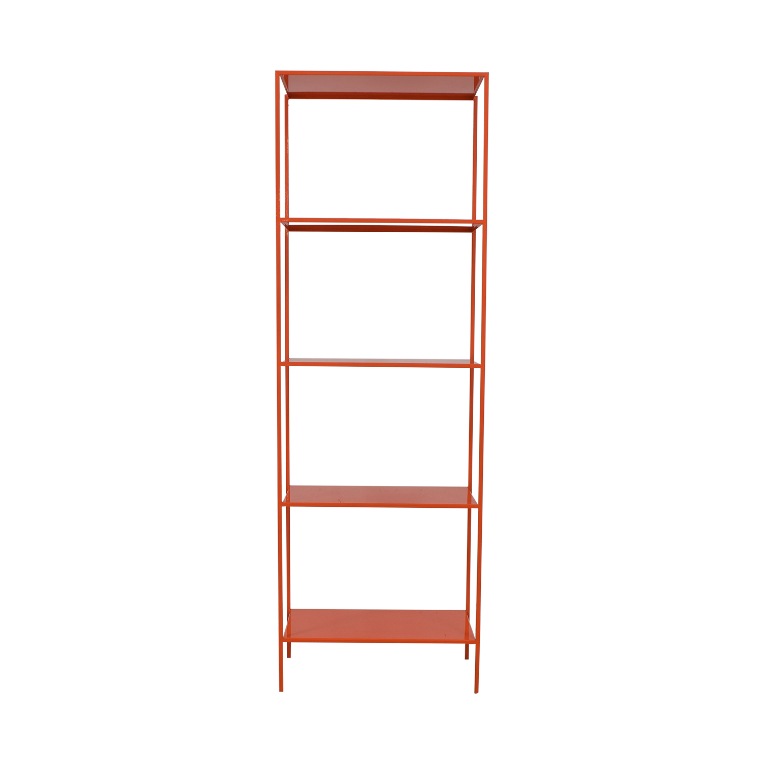 Room & Board Room & Board Orange Bookshelf coupon