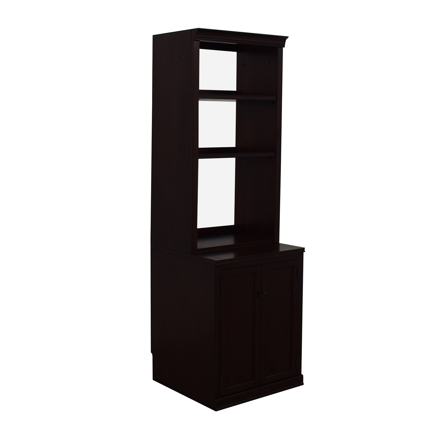 Pottery Barn Pottery Barn Cabinet brown