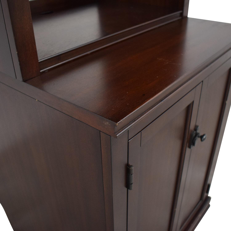 Pottery Barn Pottery Barn Cabinet Bookcases & Shelving