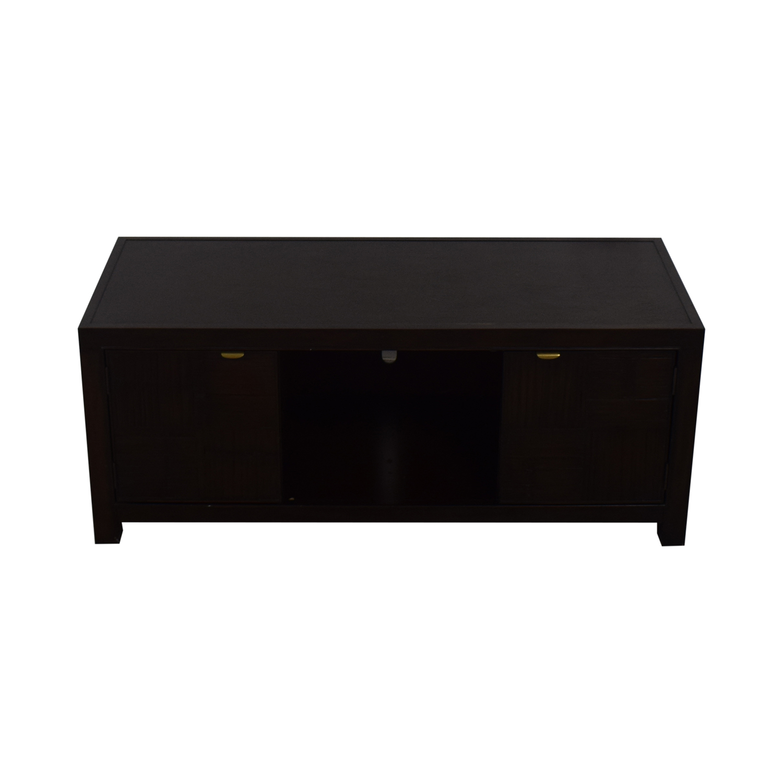 shop Modern Media Cabinet  Storage