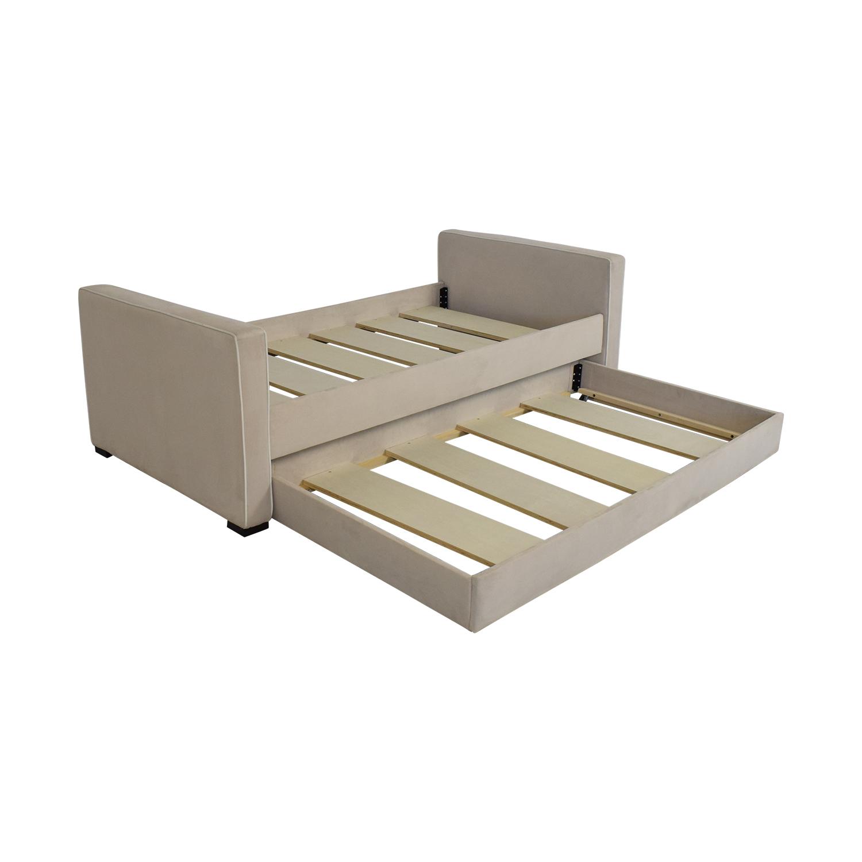 Monte Design Monte Design Dorma Twin Bed With Trundle price