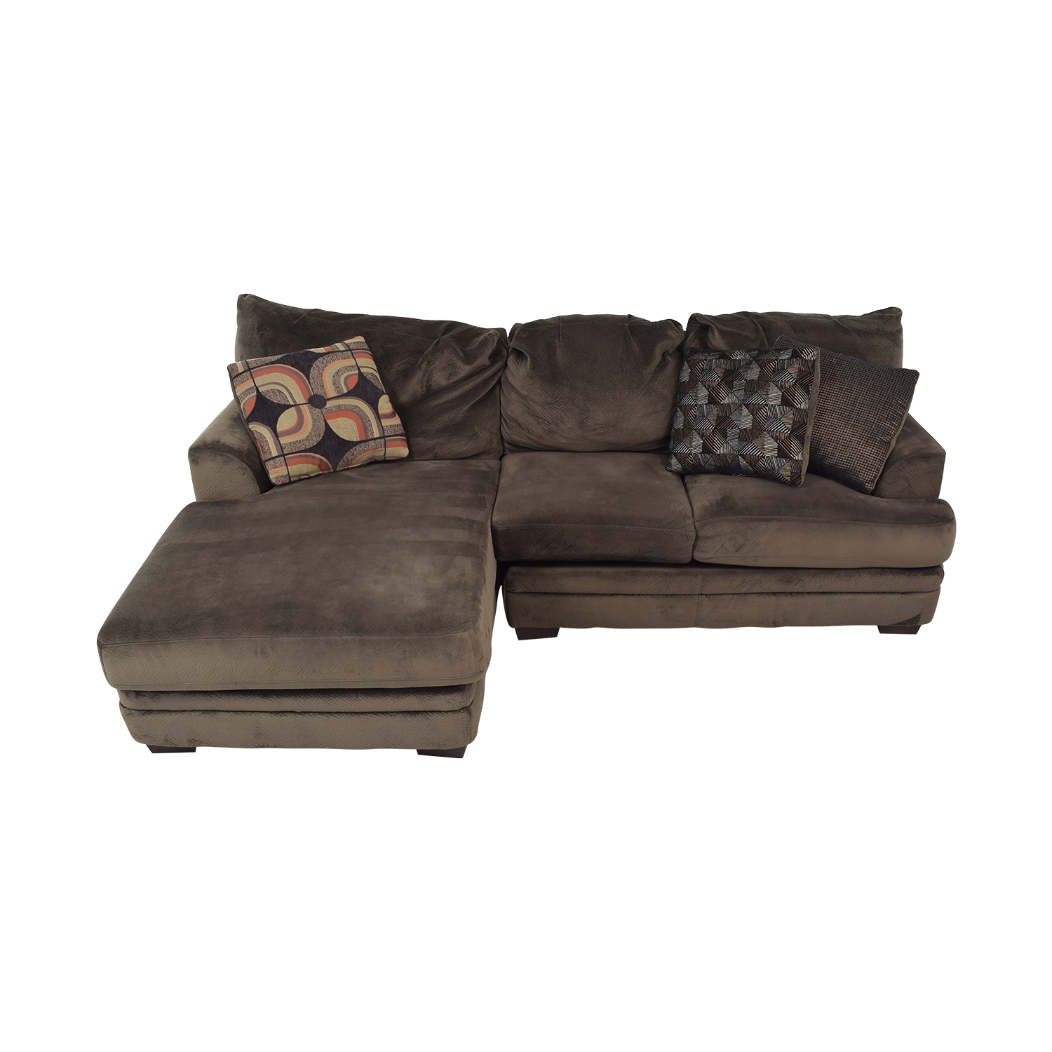 buy Macy's Mocha Sectional Couch Macy's Sofas