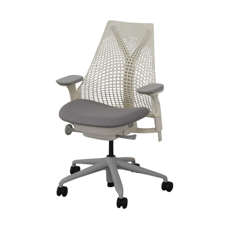 Design Within Reach Herman Miller by Yves Behar Sayl Task Chair nyc