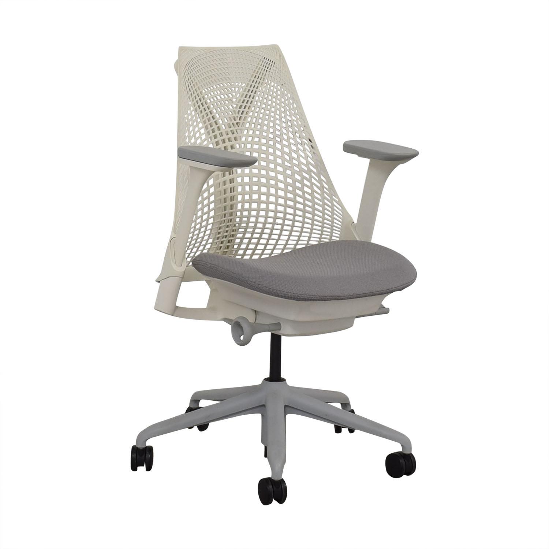 Herman Miller by Yves Behar Sayl Task Chair sale
