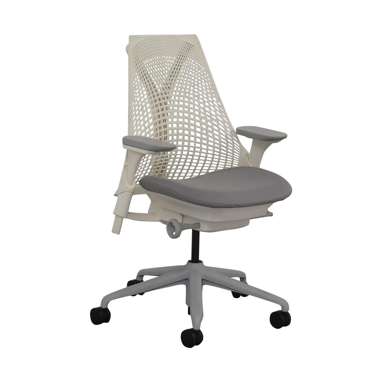 Design Within Reach Herman Miller by Yves Behar Sayl Task Chair on sale