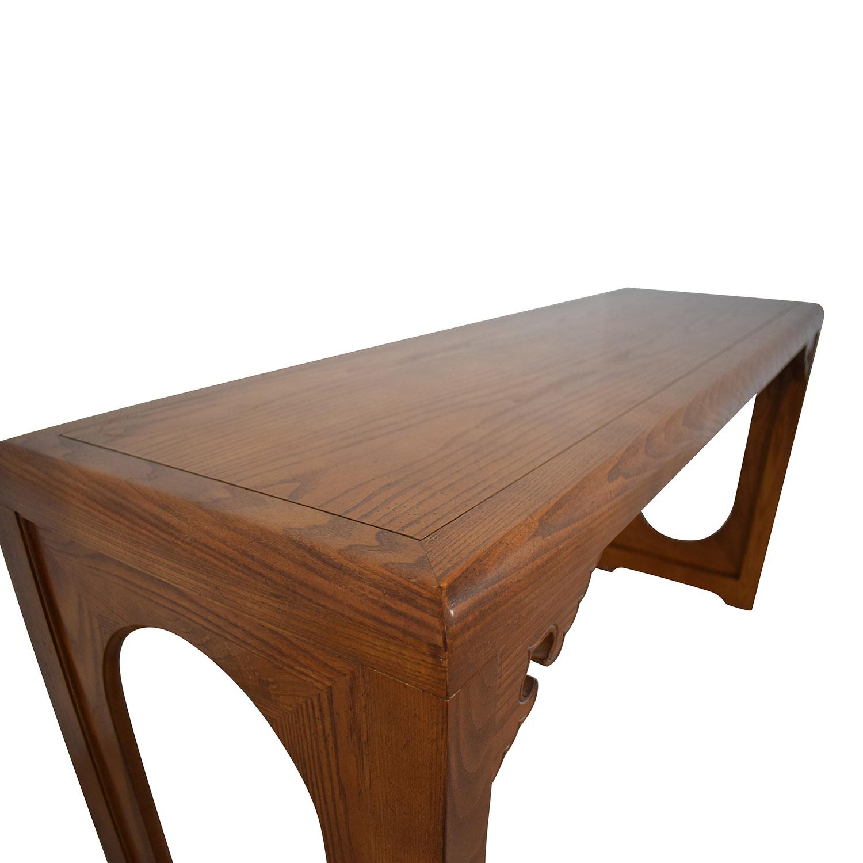 Vintage Entryway Console Table dimensions