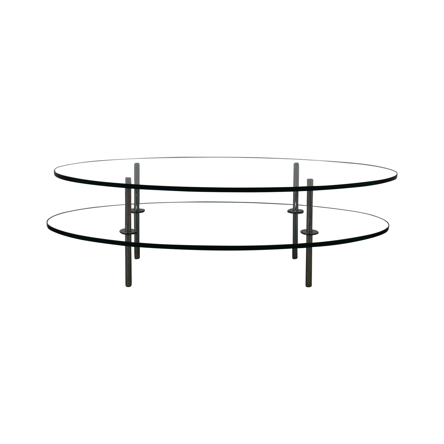 Geoffrey Bradfield Geoffrey Bradfield Glass Coffee Table Coffee Tables