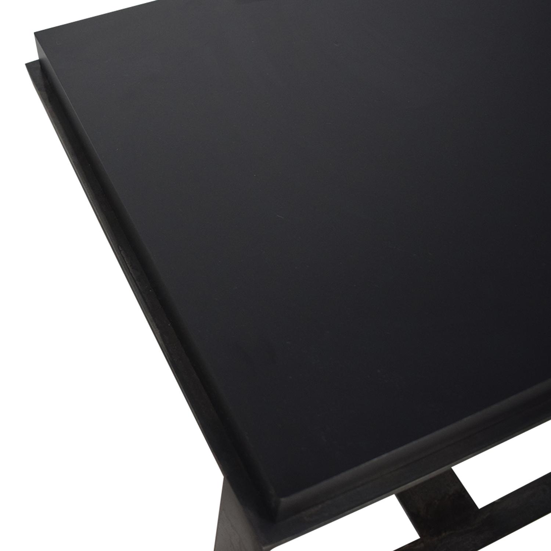 buy Black Metallic End Tables
