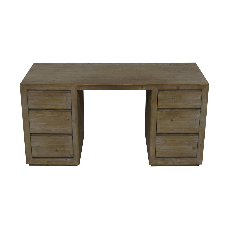 Restoration Hardware Rustic Desk / Tables