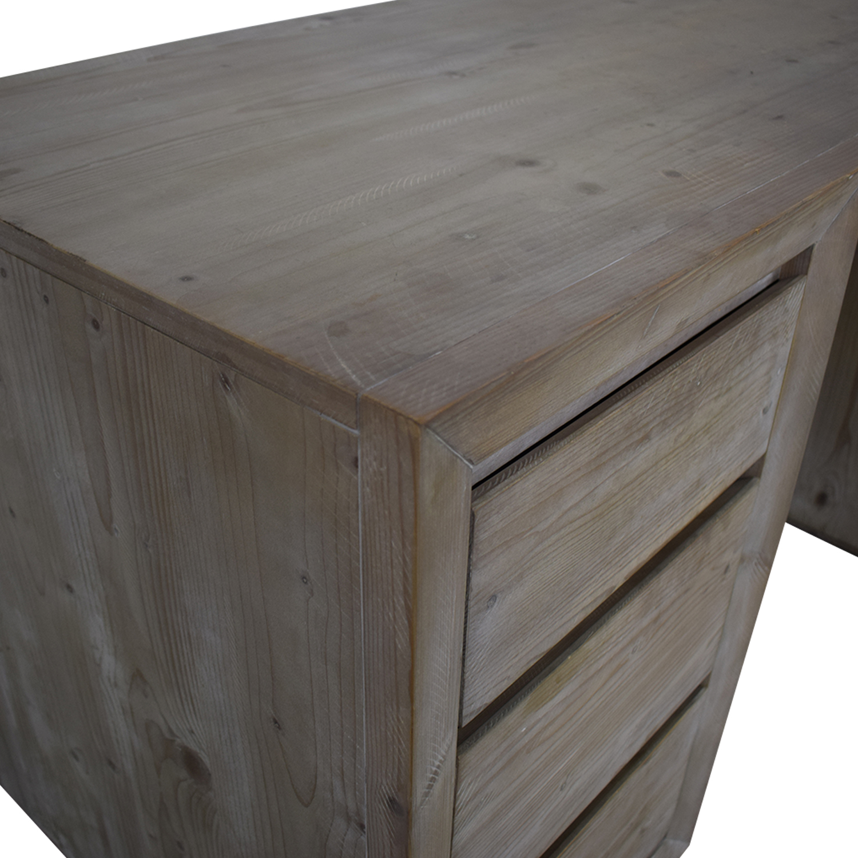 Restoration Hardware Restoration Hardware Rustic Desk Tables