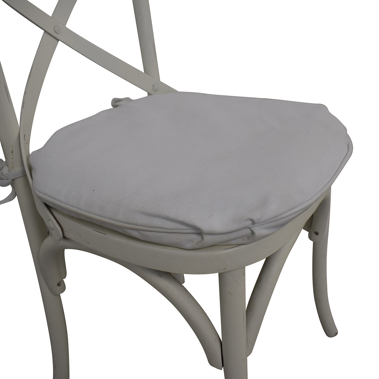 Restoration Hardware Restoration Hardware Madeline Chairs With Covers Nyc