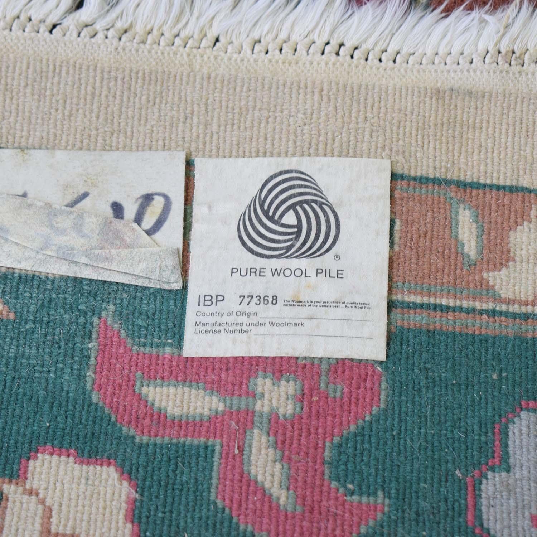 buy Decorative Pure Wool Pile Rug  Rugs