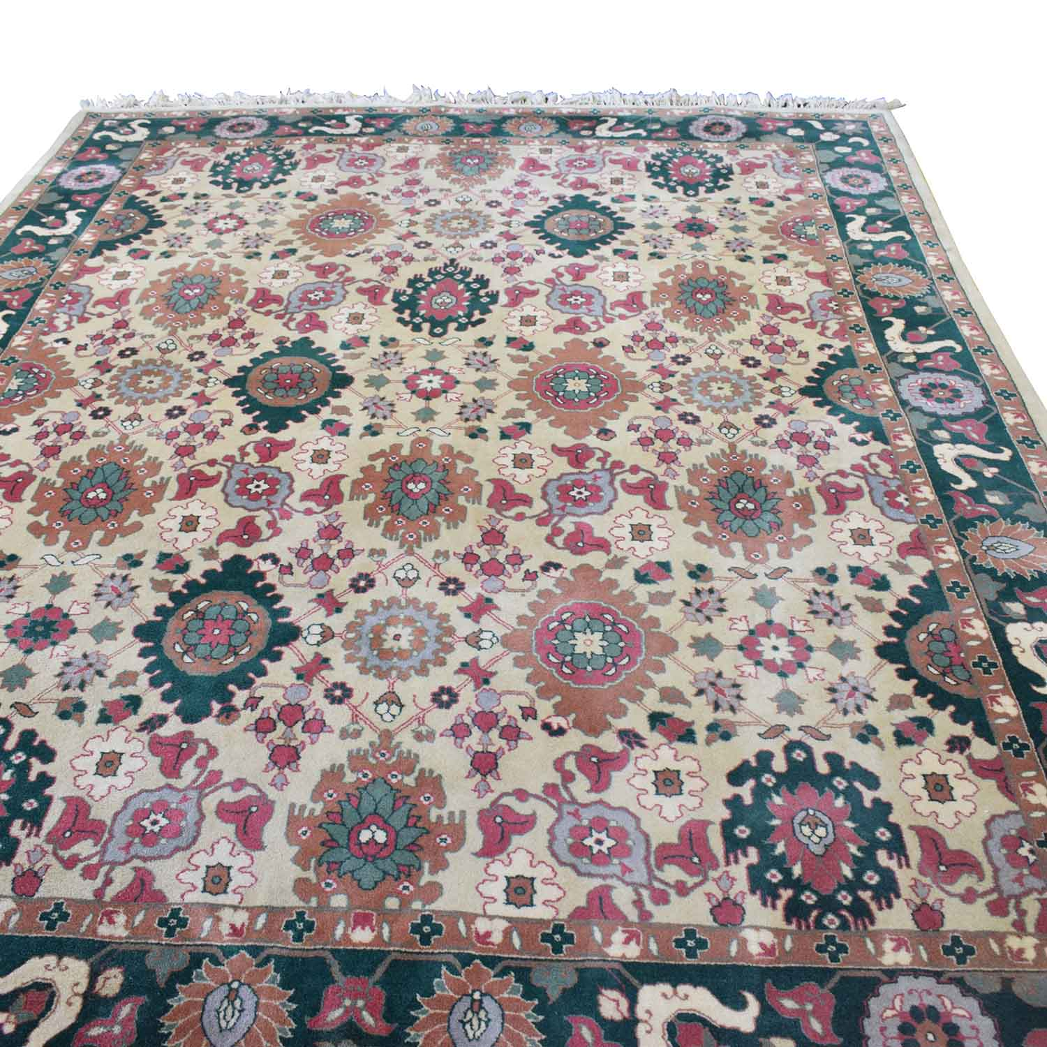 buy  Decorative Pure Wool Pile Rug online