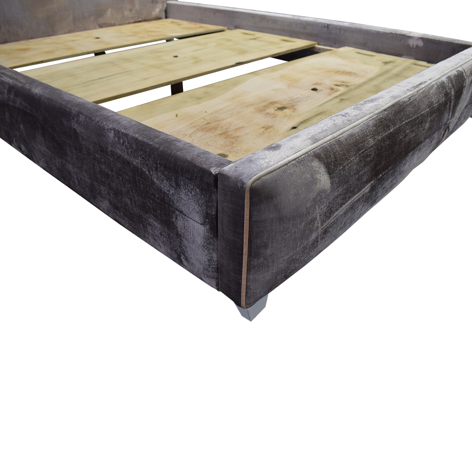 Jonathan Adler Woodhouse Queen Bed Frame / Beds