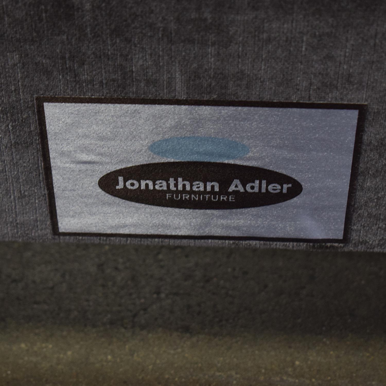 Jonathan Adler Jonathan Adler Woodhouse Queen Bed Frame on sale