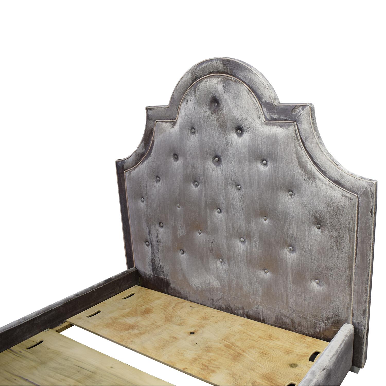 Jonathan Adler Jonathan Adler Woodhouse Queen Bed Frame
