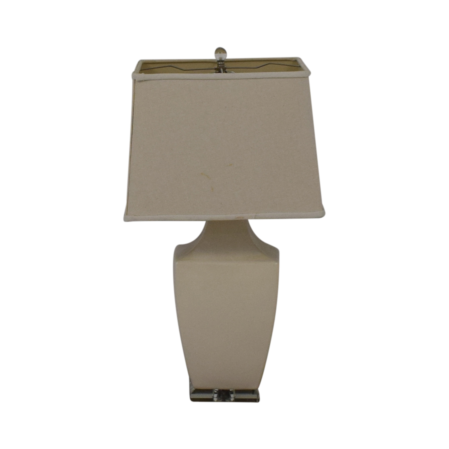 Zinc Door Zinc Door Table Lamp