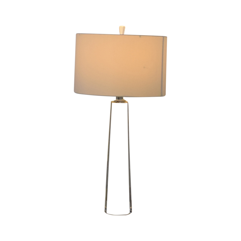 Z Gallerie Gabrielle Table Lamp sale