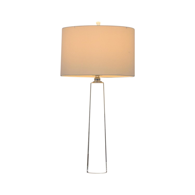 Z Gallerie Gabrielle Table Lamp Z Gallerie