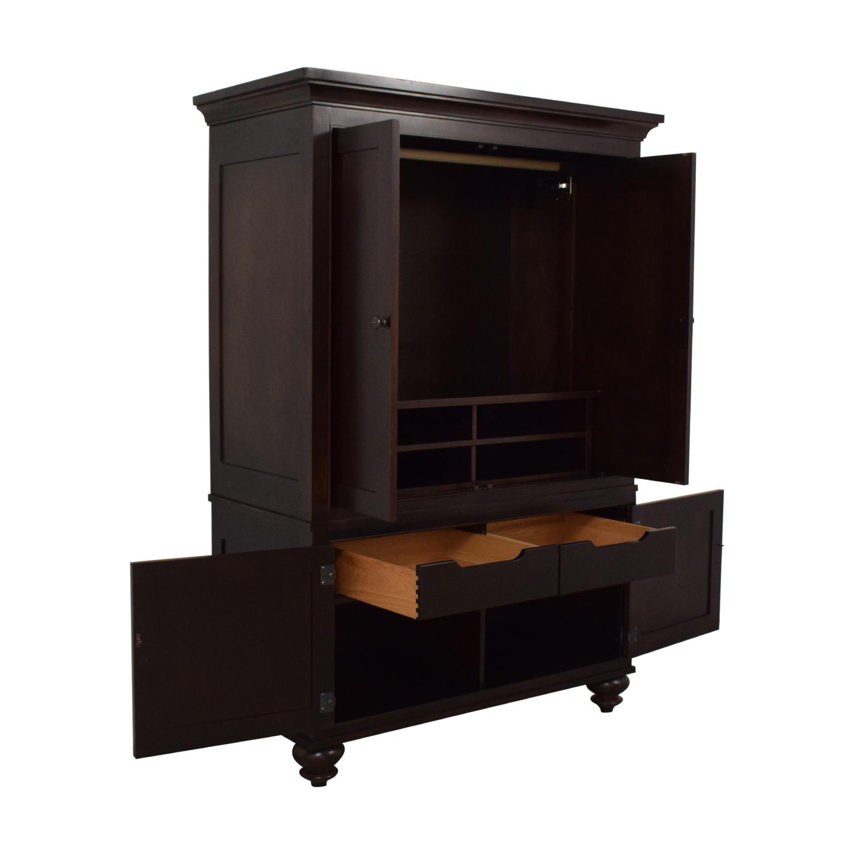shop Restoration Hardware Media Cabinet Restoration Hardware