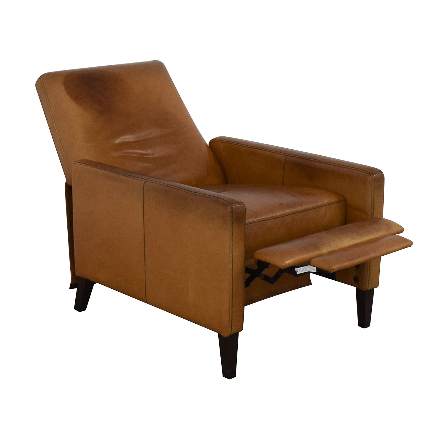 West Elm West Elm Reclining chair for sale