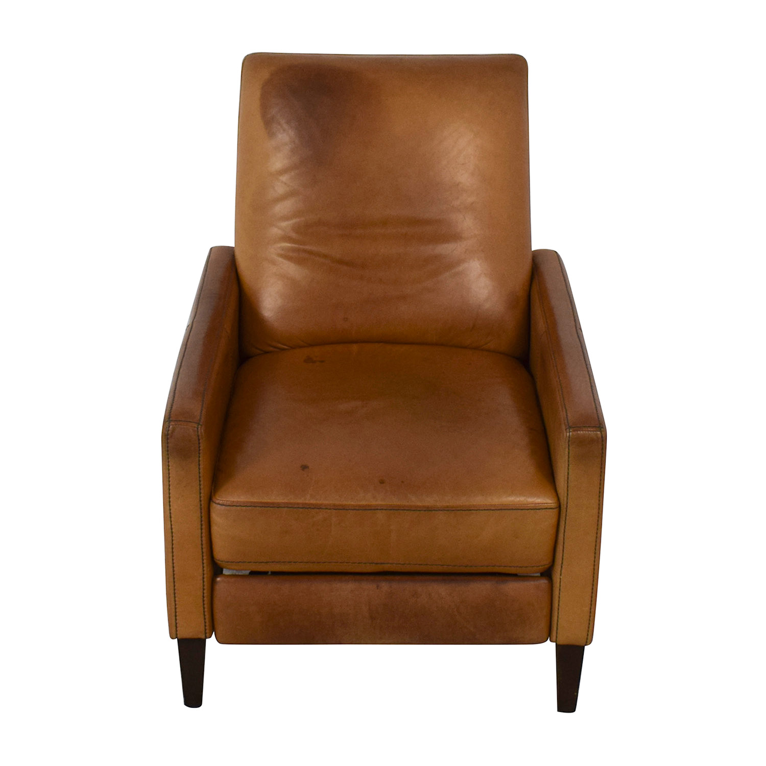 West Elm Reclining chair West Elm