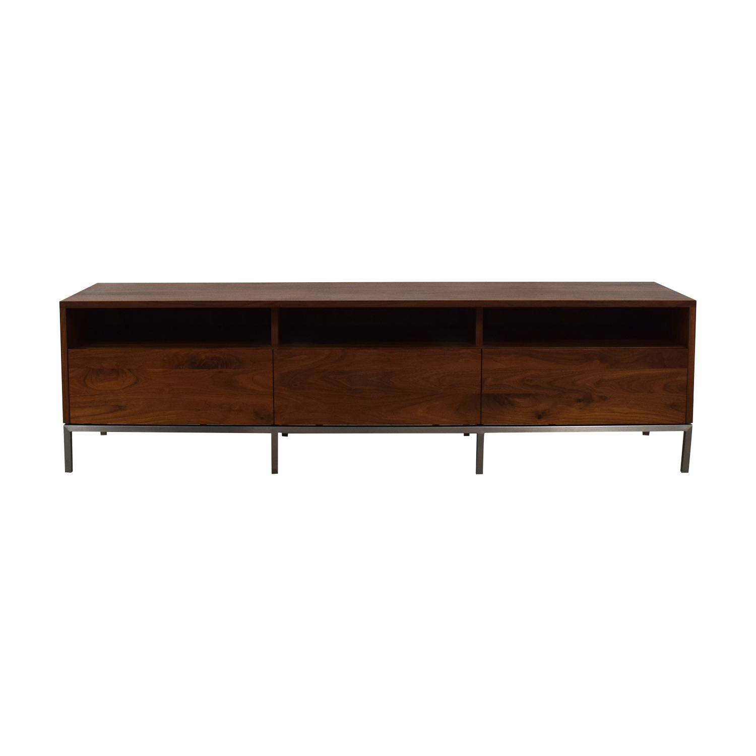 Crate & Barrel Pearson Media Console sale