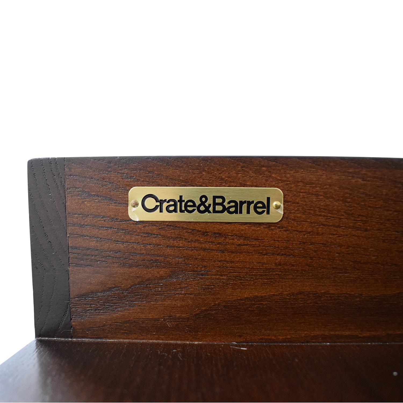 buy Crate & Barrel Incognito Desk Crate & Barrel
