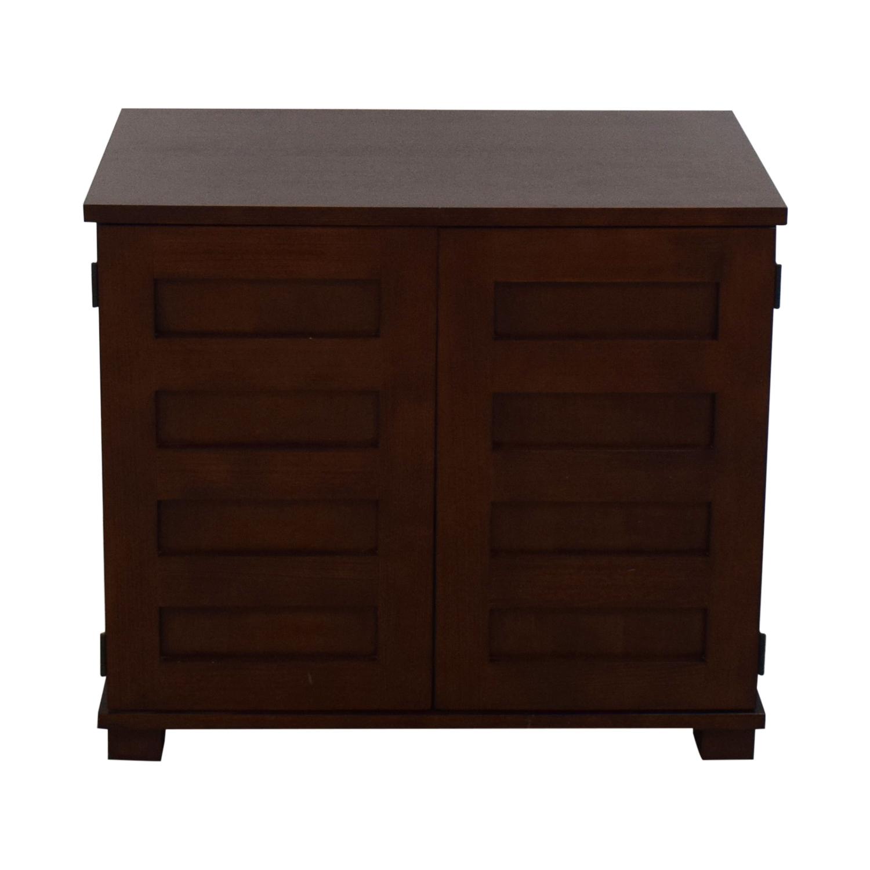 Crate & Barrel Incognito Desk sale