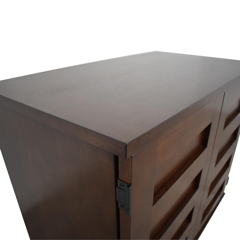 Crate & Barrel Crate & Barrel Incognito Desk coupon