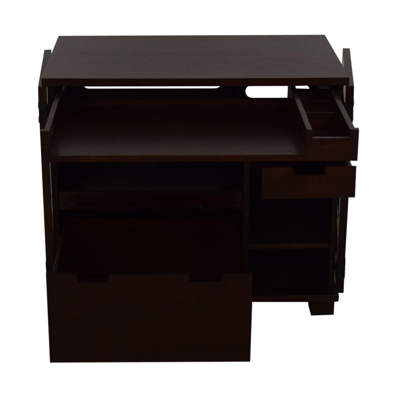 Crate & Barrel Crate & Barrel Incognito Desk nj