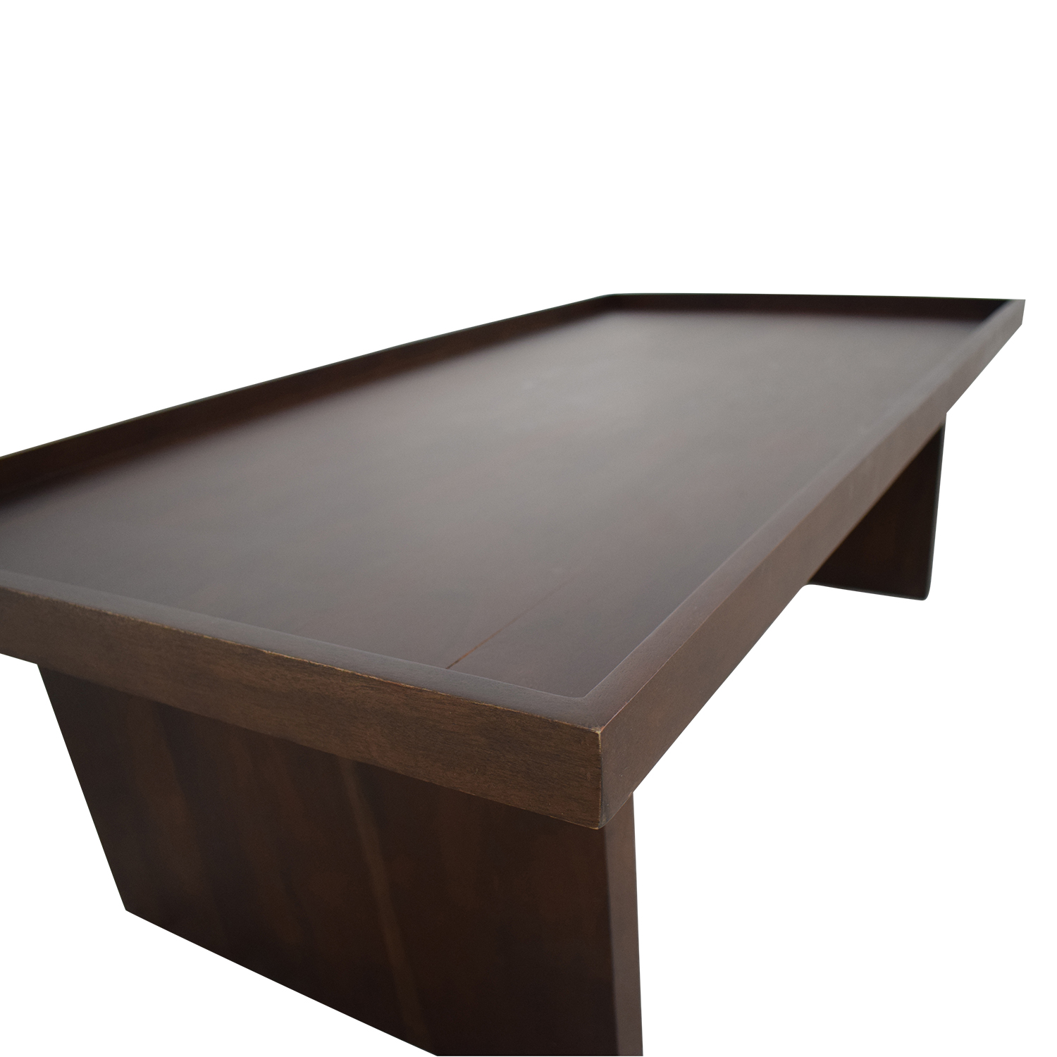 CB2 CB2 by Ross Cassidy Bento Coffee Table used