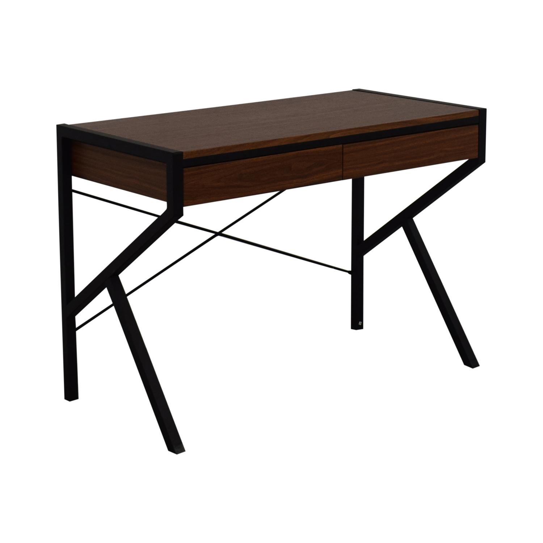 Baxton Studio Baxton Studio Study Desk Tables