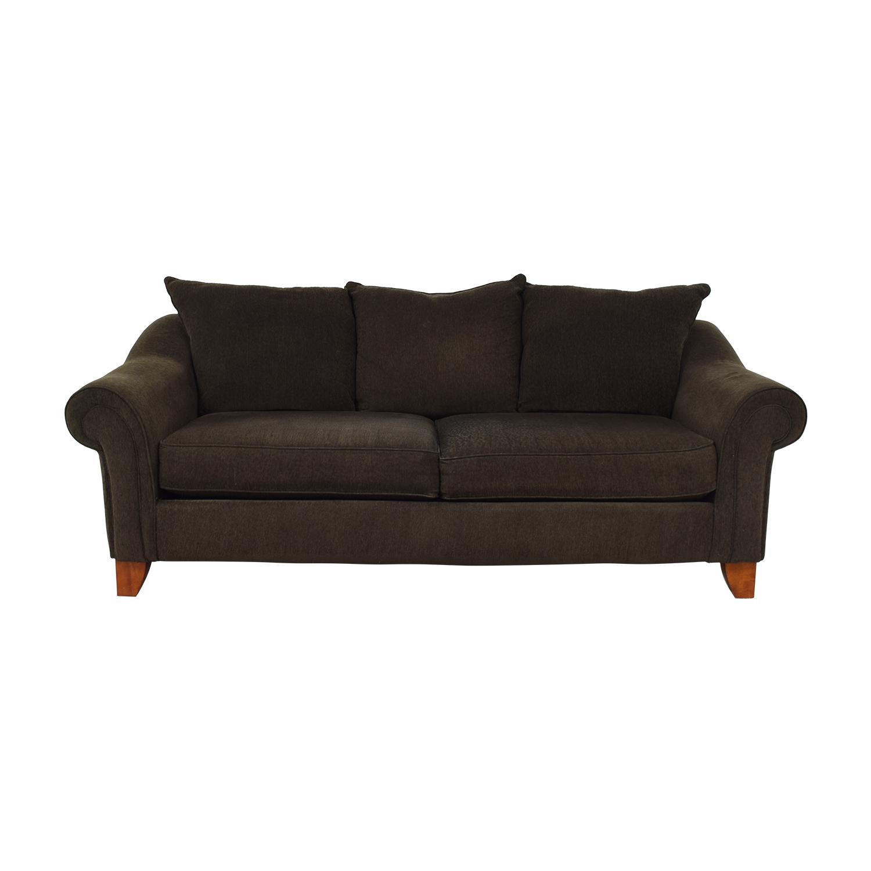 Raymour & Flanigan Raymour & Flanigan Two Cushion Sofa discount