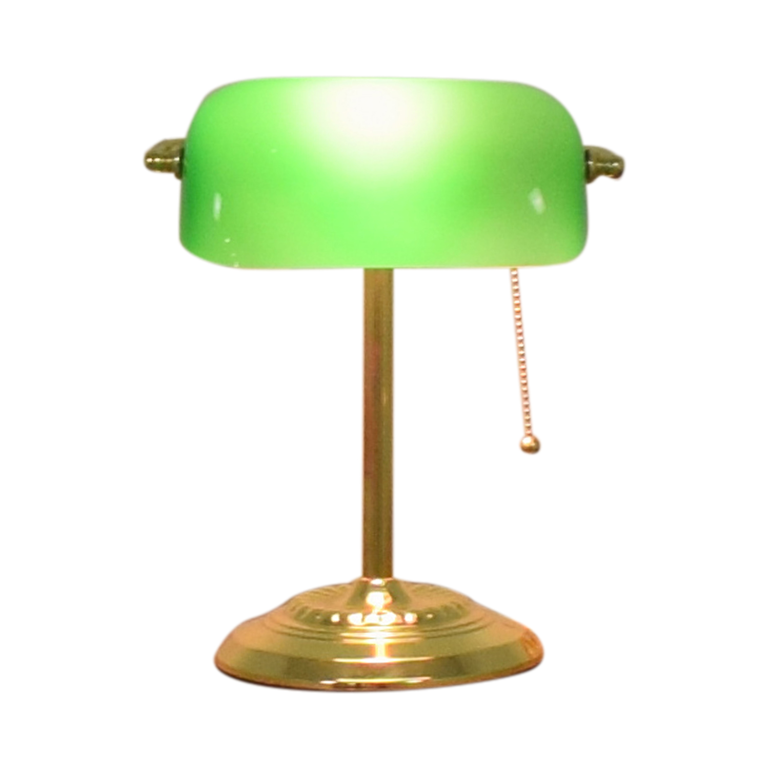 Green Table Lamp sale