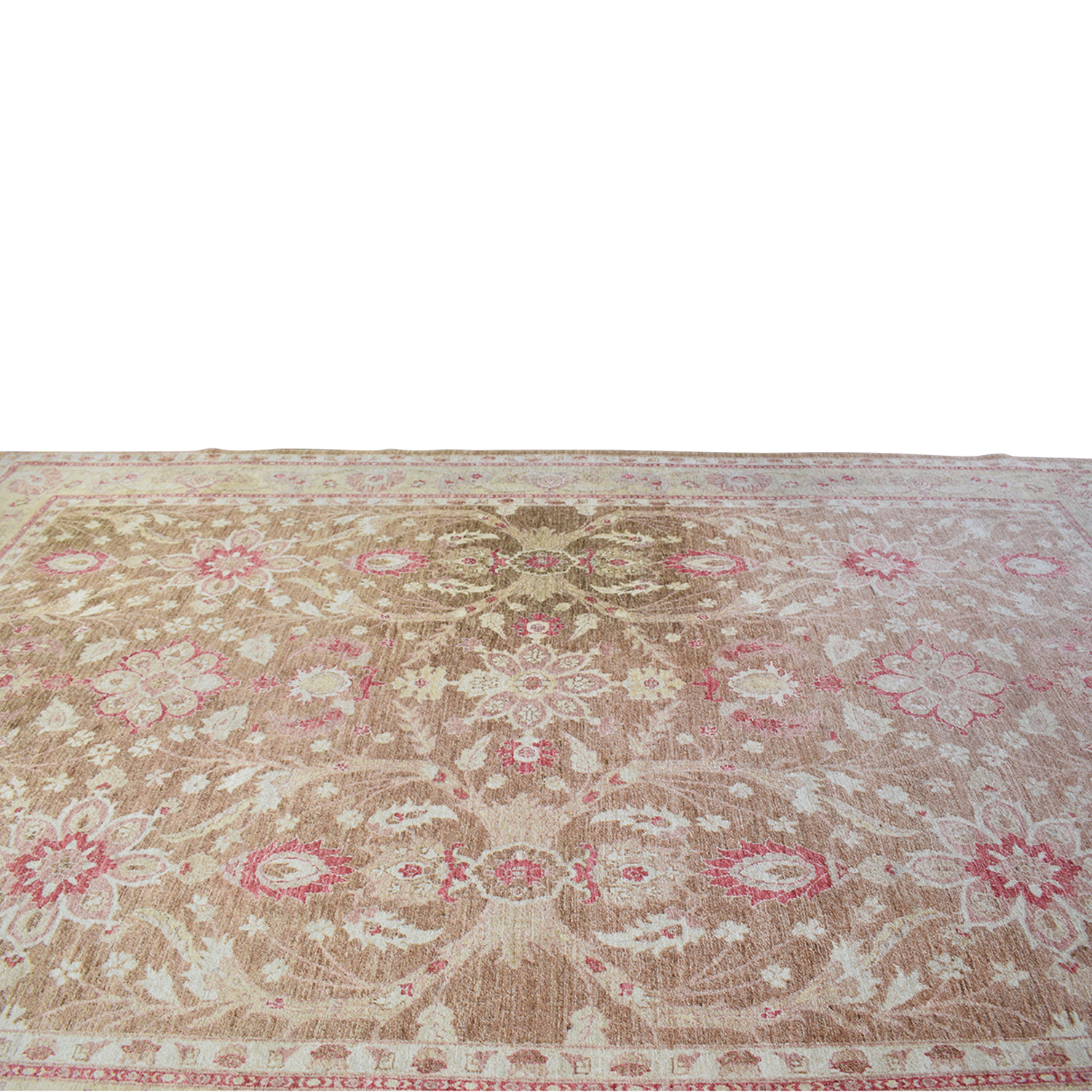 Oriental Decorative Rug used