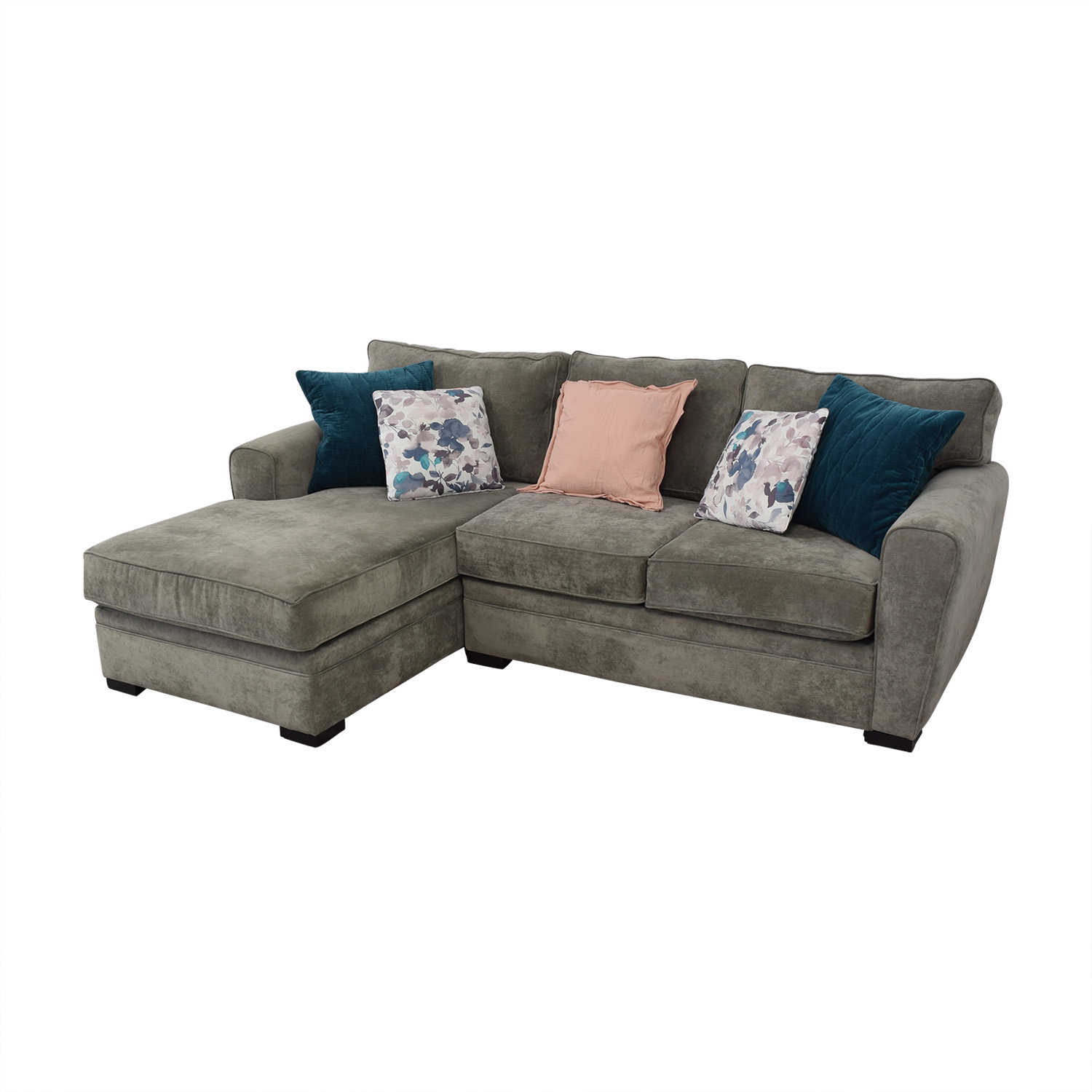 Raymour & Flanigan Raymour & Flanigan Two Piece Sectional coupon