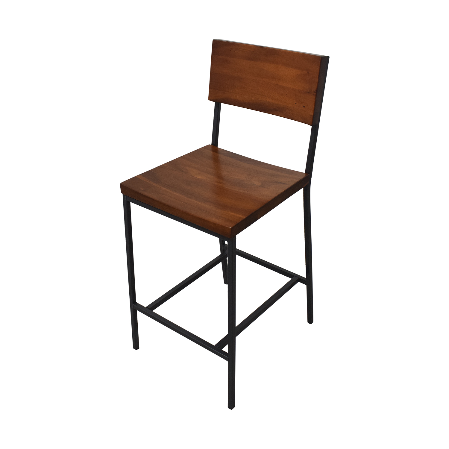 West Elm West Elm Rustic Counter Stool for sale