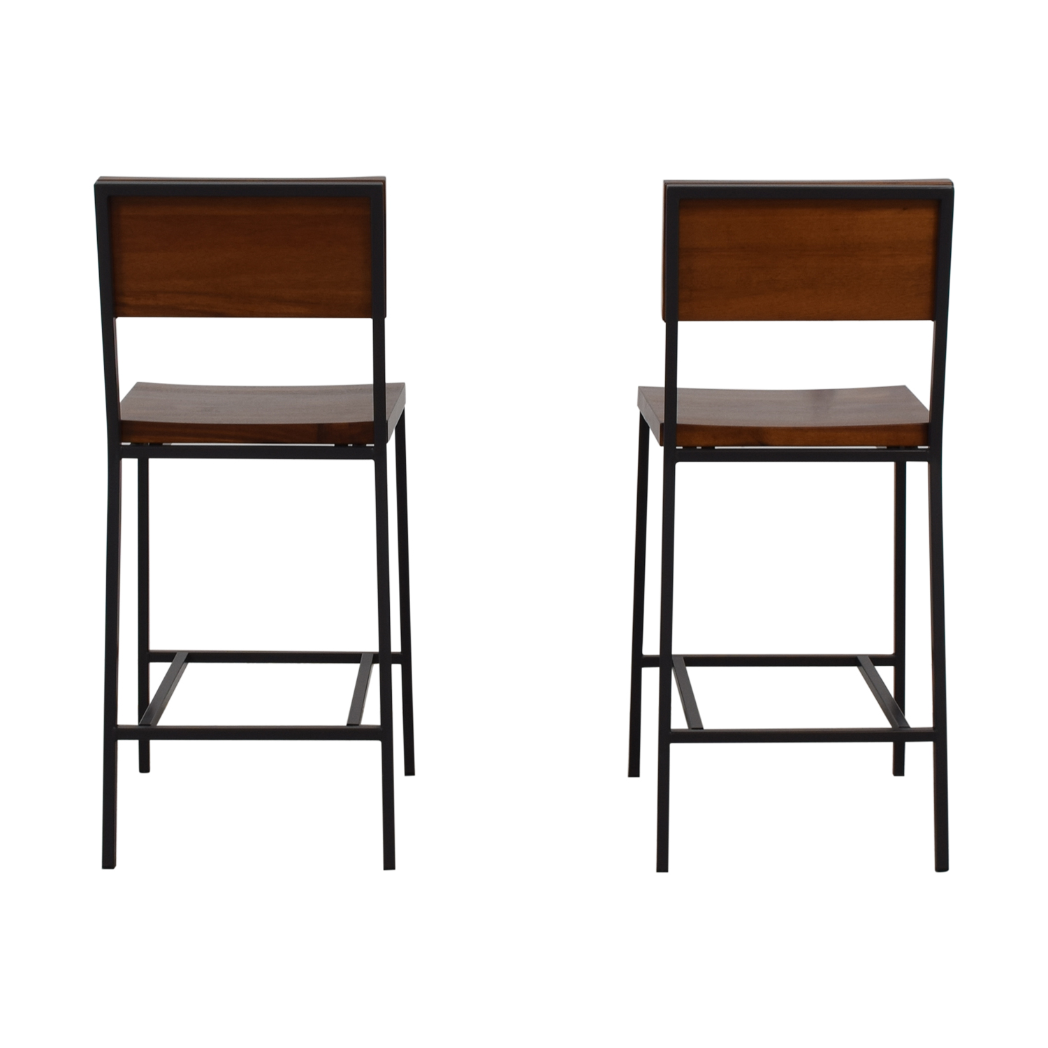 West Elm West Elm Rustic Counter Stool second hand