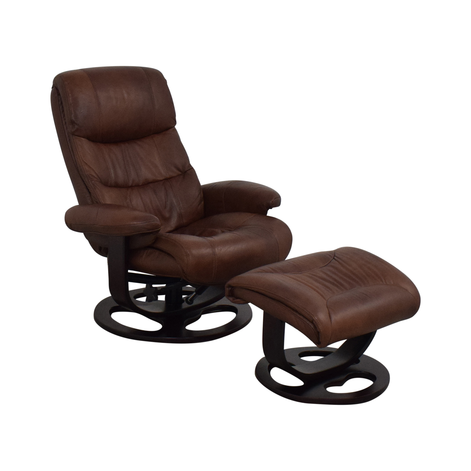 Lane Furniture Lane Furniture Recliner and Ottoman on sale