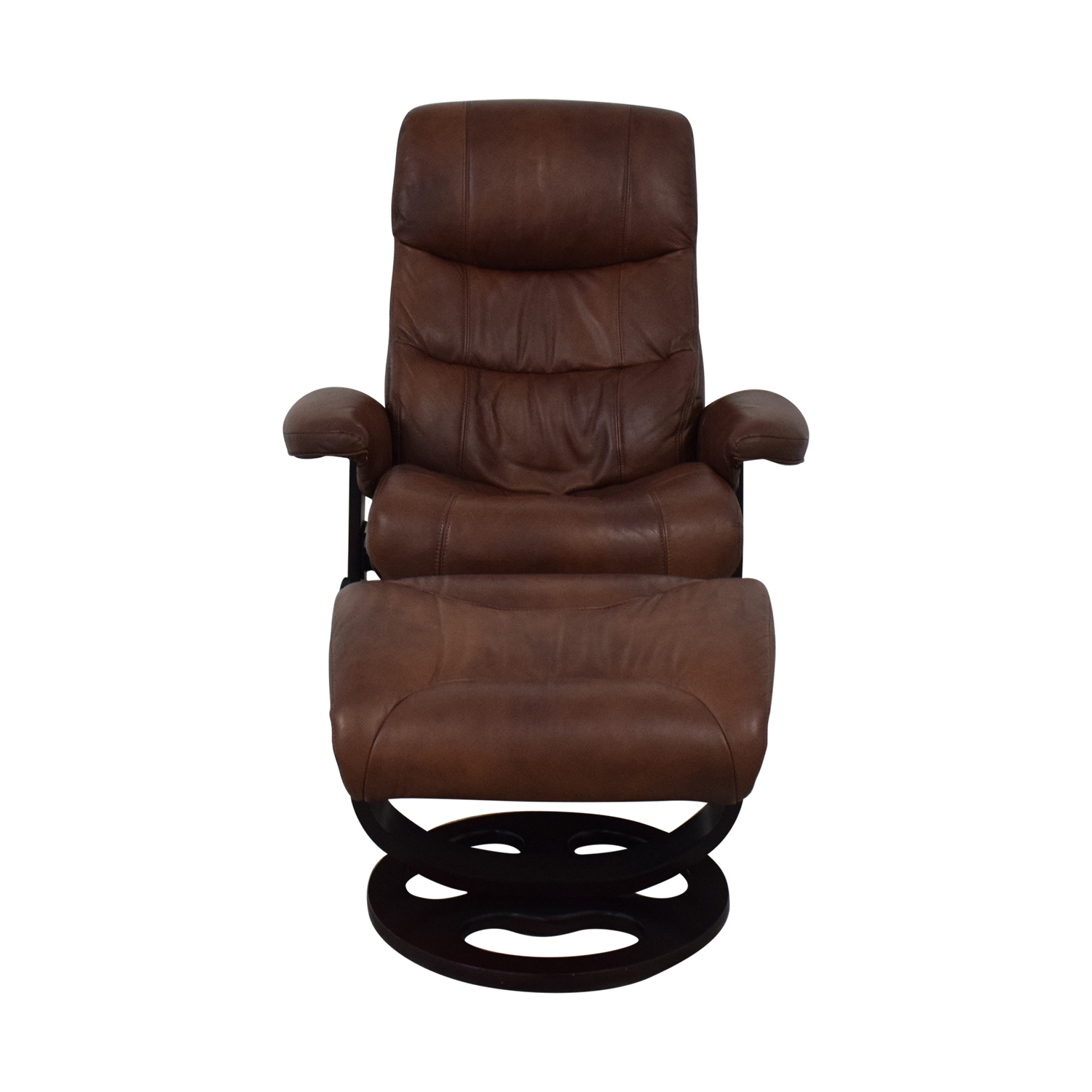 80 Off Lane Furniture Lane Furniture Recliner And Ottoman Chairs