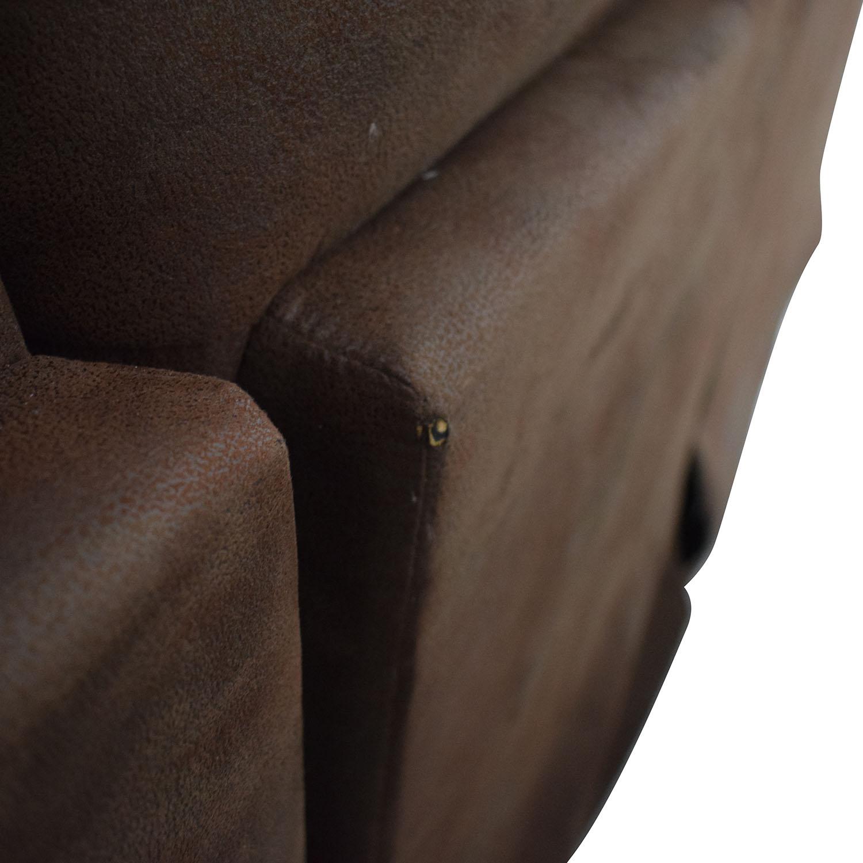 Raymour & Flanigan Raymour & Flanigan Reclining Sofa Sofas