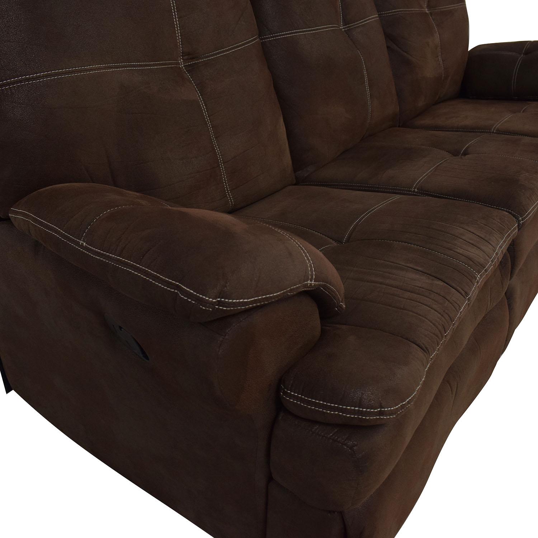 buy Raymour & Flanigan Raymour & Flanigan Reclining Sofa online