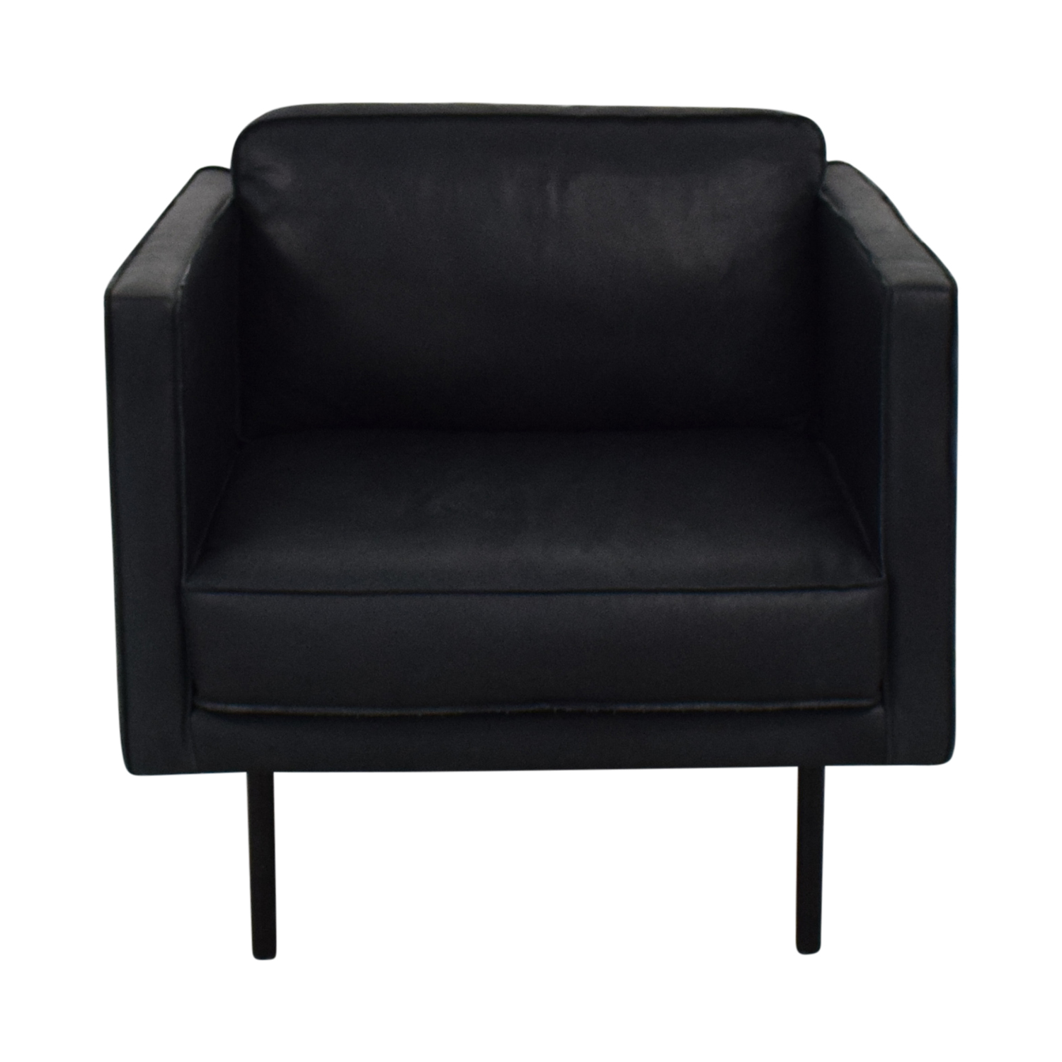 Article Article Capilano Black Accent Chair Chairs