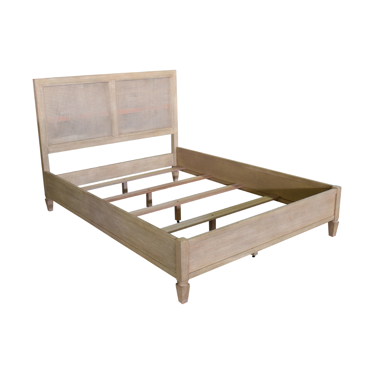 shop Pottery Barn Sausalito Queen Bed Pottery Barn Beds