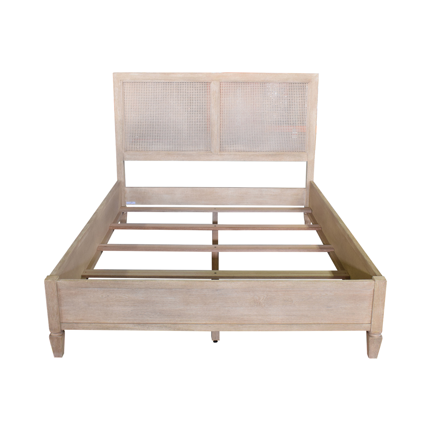 shop Pottery Barn Sausalito Queen Bed Pottery Barn Bed Frames