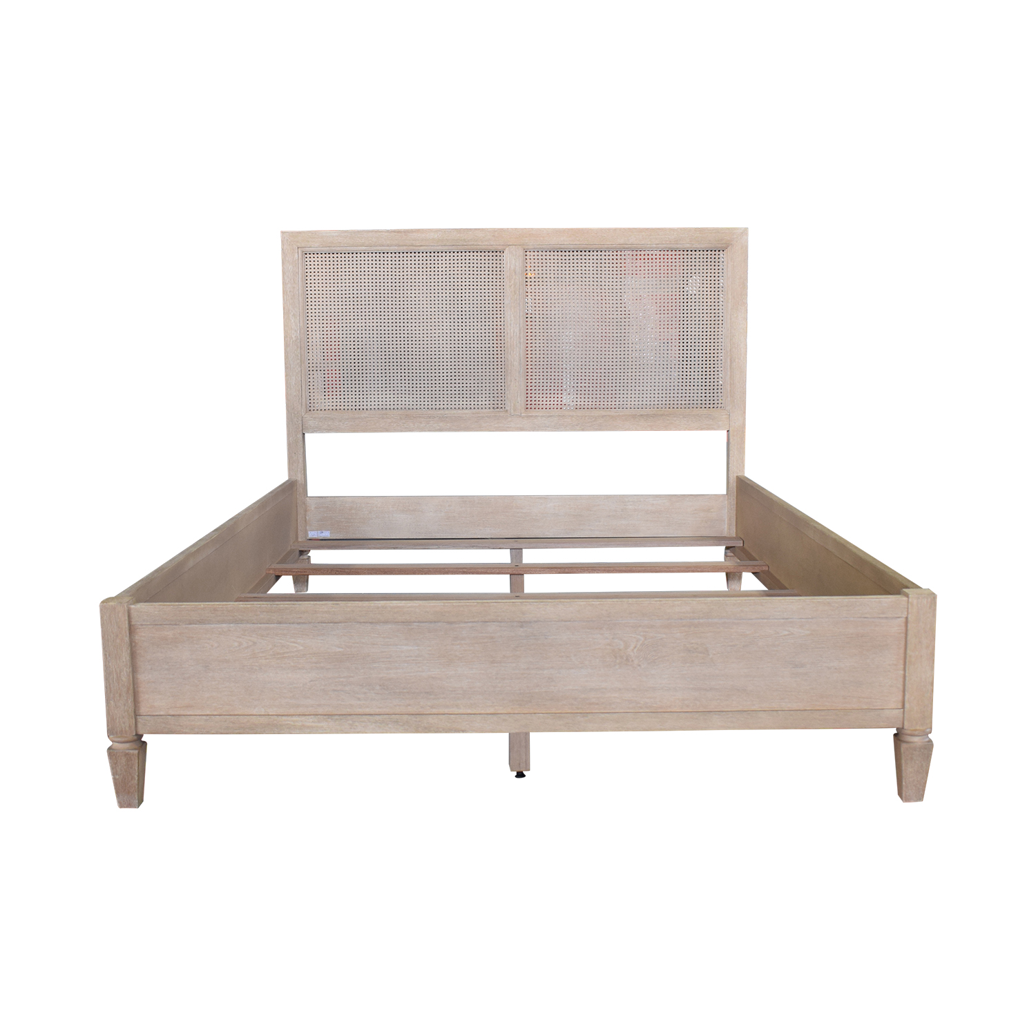 Pottery Barn Sausalito Queen Bed sale