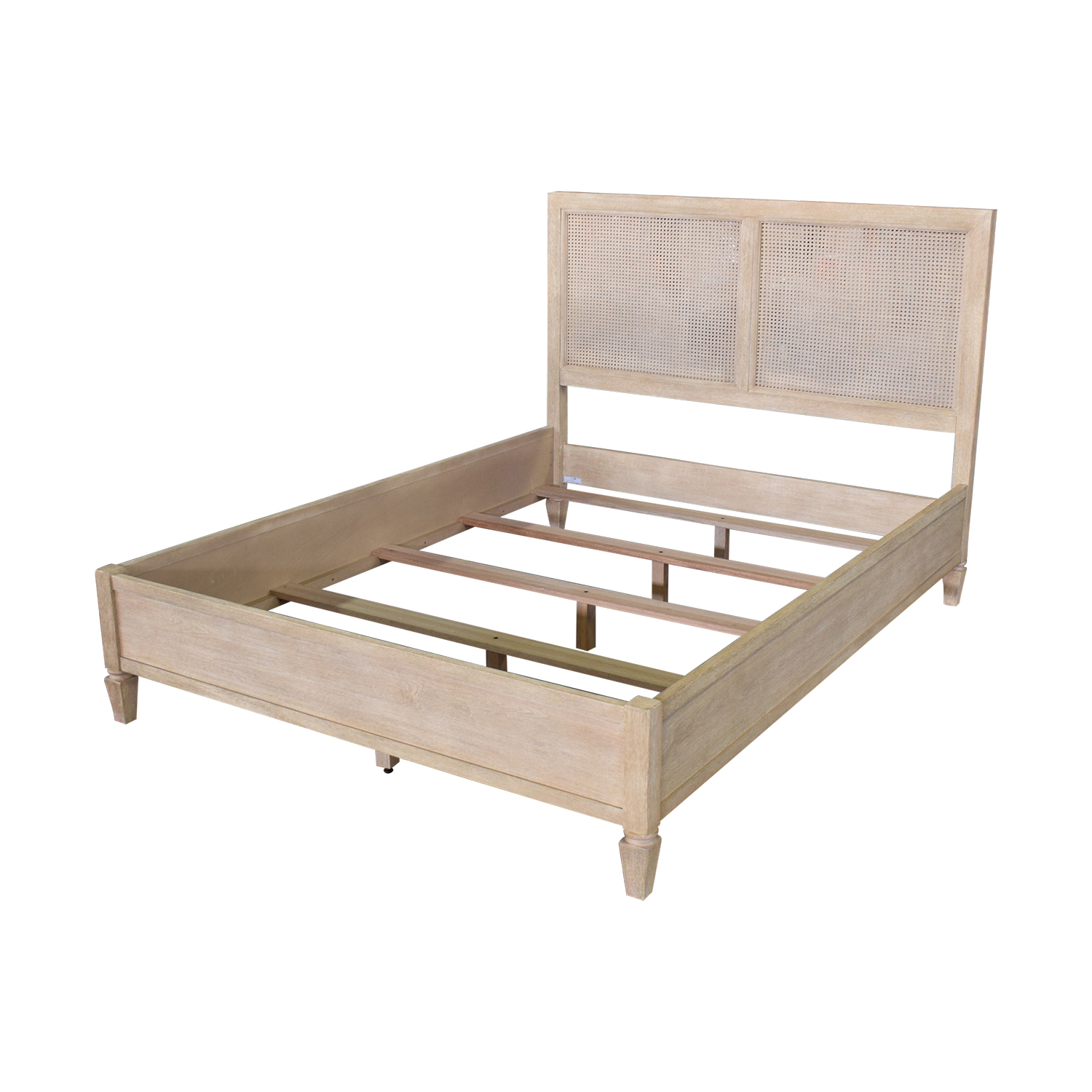 Pottery Barn Pottery Barn Sausalito Queen Bed Bed Frames