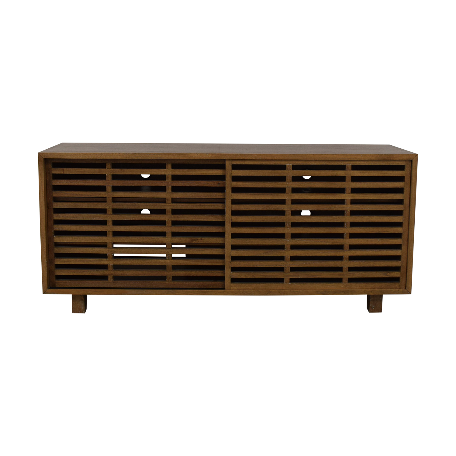 shop OLY Studio Dylan Contemporary Media Unit Oly Studio Storage