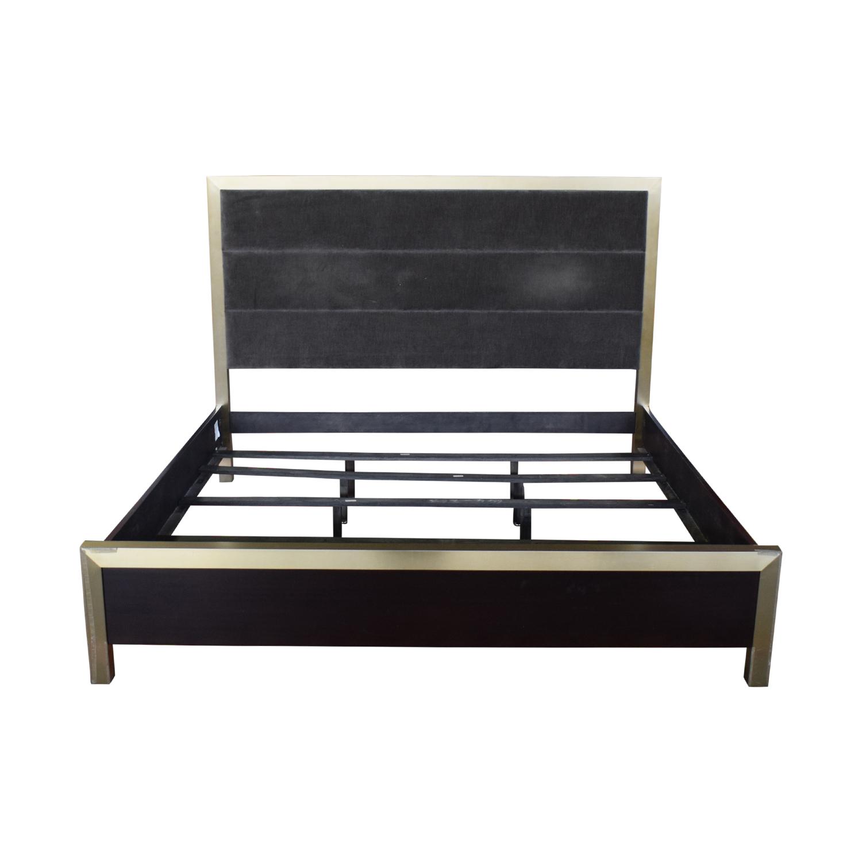 buy Macy's Macy's Jameson King Bed Frame online